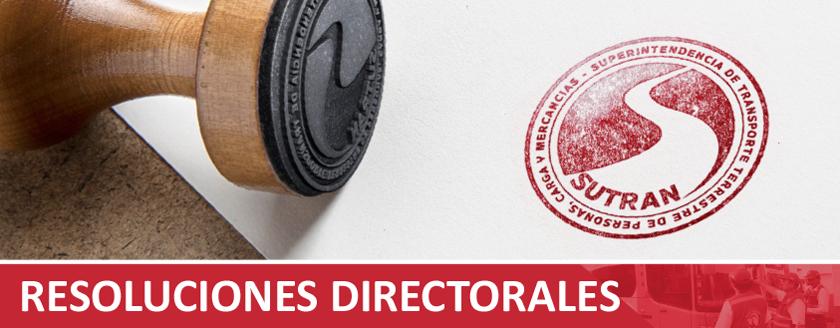 titulo-resoluciones-directorales