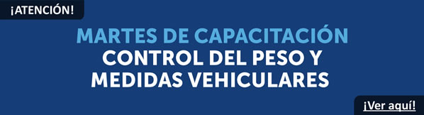 Control de Peso y medidas vehiculares