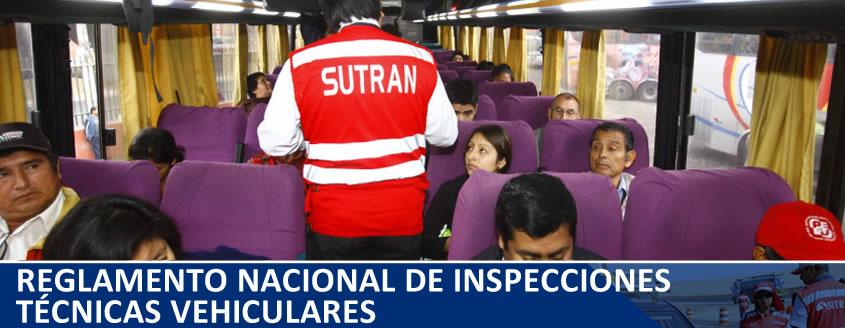 reglamento nacional de inspecciones