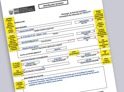 llenado de formularios